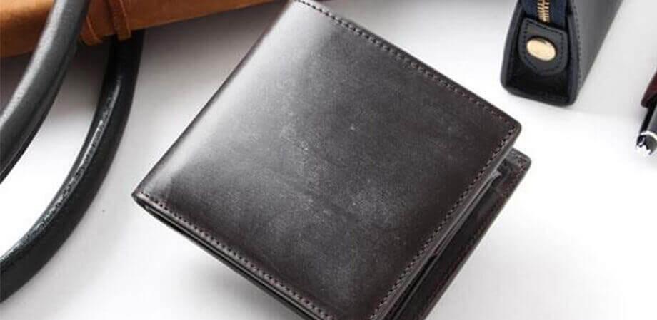 チマブエ ブライドル 二つ折り財布 15050