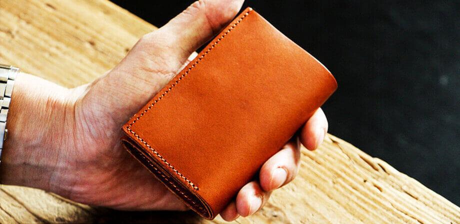 エムピウ ストラッチョコンパクト財布