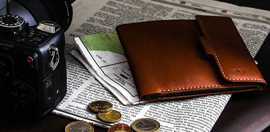 ベルロイ Coin Fold Wallet 財布