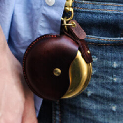 男性 ギフト 携帯灰皿