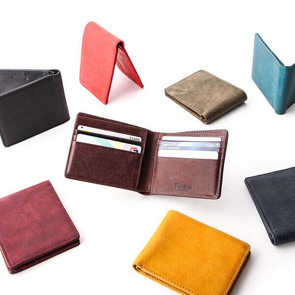 ブースターズ 二つ折り財布