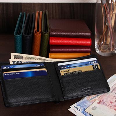 ブースターズ 二つ折り財布 財布