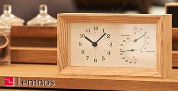 おしゃれ置き時計 タカタレムノス
