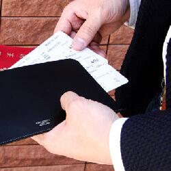 ビジネスマン おすすめ パスポートケース