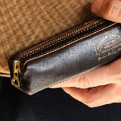 ペンケースを長く使用したいなら革製のペンケースがオススメ