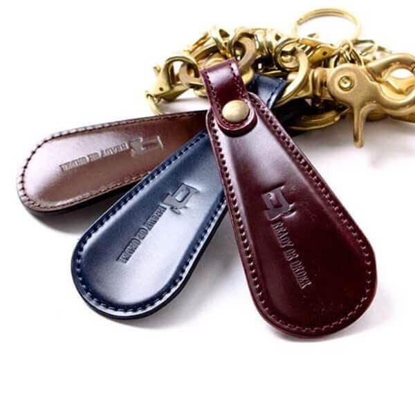 レディオアオーダーの靴べら GLAMOROUS 靴べら コードバン READY OR ORDER
