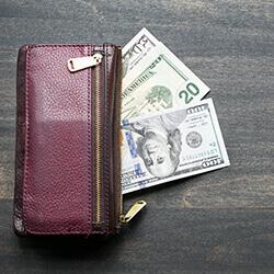 風水 財布