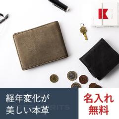 dc072e380399 【ネコポス送料無料】 ブースターズ ノートンレザー 二つ折り財布 Boosters